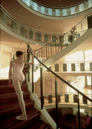 Paris Opera Ballet School Christian De Portzamparc